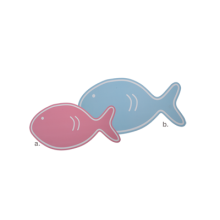 Fish-Shaped Pet Placemats