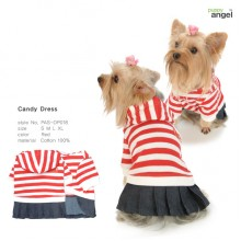 Candy Dress / Red