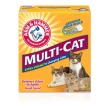 ARM&HAMMER Multi-Cat Clumping Litter