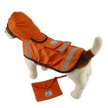 Dog Safety Raincoat
