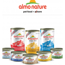 Almo Nature canned cat food