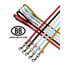 Buddy Belts Leather Leash