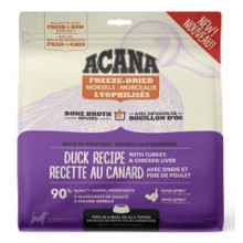 Acana Freeze-Dried Morsels Duck Recipe 227g/ 8oz