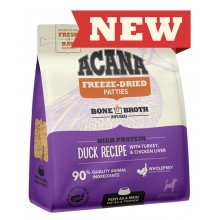 Acana Freeze-Dried Patties Duck Recipe 397g/14oz