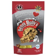 Benny Bully's Beef Liver Plus Heart Cat Treat 25g/0.9oz