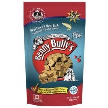 Benny Bully's Beef Liver Plus Fish Cat Treat 25g/0.9oz