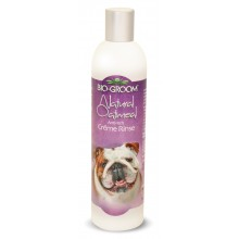 Bio-Groom Natural Oatmeal Soothing Anti-Itch Creme Rinse for Dogs & Cats 12oz