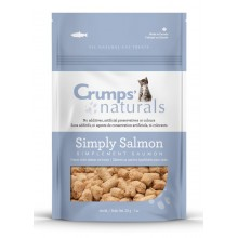 Crumps' Naturals Simply Salmon Freeze Dried Cat Treat 28g