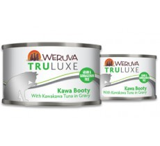 Weruva Truluxe Kawa Booty – With Kawakawa Tuna in Gravy 3oz