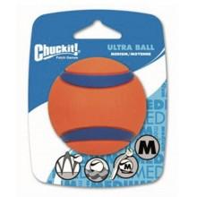 CHUCK IT! Launcher Compatible Ultra Ball 1 Pack Medium