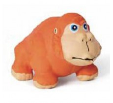 Bud-Z Latex Gorilla Squeaker Dog Toy