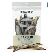 Icelandic+ Capelin Whole Fish Dog Treat 2.5oz