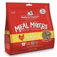 #Stella&Chewy's Freeze Dried Chewy's Chicken  Meal Mixers 18oz