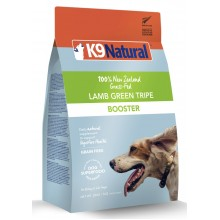 K9 Natural Lamb Green Tripe Freeze Dried Booster 200g