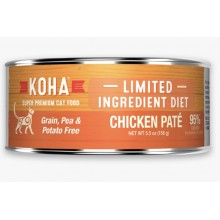 Koha Limited Ingredient Diet Chicken Pâté for Cats 3oz