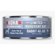 Koha Limited Ingredient Diet Rabbit Au Jus for Cats 3oz