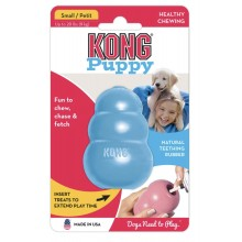 KONG Puppy Toy Small, Color Varies