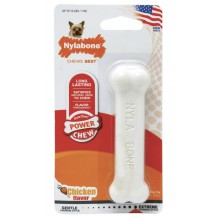 Nylabone Power Chew Durable Dog Chew Toy, Chicken Flavor, X-Small