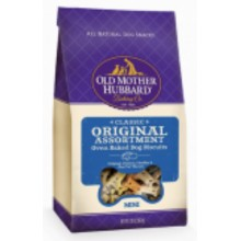 Old Mother Hubbard Original Assortment Classic Crunchy Biscuits mini 20oz