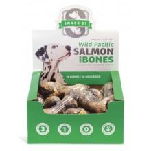Snack 21 Salmon Skin Bone (ea)