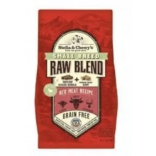 Stella & Chewy's Small Breed Red Meat Raw Blend Kibble 3.5lb