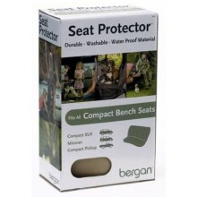 Bergan Auto Bench Seat Protector, Fits all Compact Bench Seats