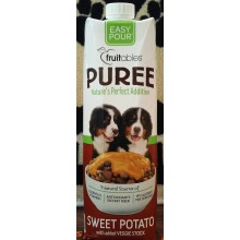 Fruitables Swet Potato Puree 1L