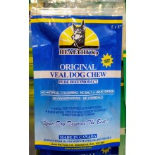 Healthy K9 Veal Dog Chew 5×5""