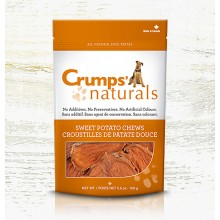 Crumps' Naturals Sweet Potato Chews 160g