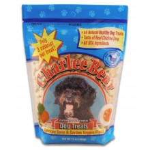 Charlee Bear Original Dog Treats with Chicken Soup & Garden Veggie Flavor 16oz