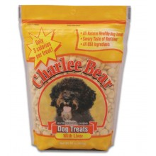 Charlee Bear Original Dog Treats with Liver 16oz