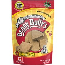 Benny Bully's Liver Chops  Freeze  Dried Beef  LIiver 40g