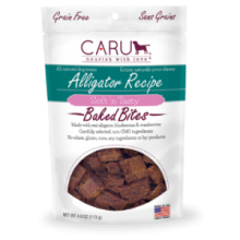 Caru Baked Bites Alligator Recipe 4oz