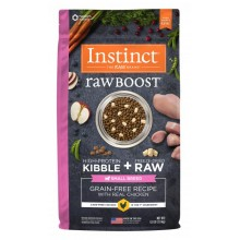 Nature's Variety Instinct ® Raw Boost® Chicken for Small Breed Dogs 4lb