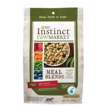 Nature's Variety Instinct RawMarket Meal Blends Beef 1lb