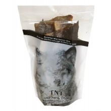 NRG TRUE NORTH TREATs Sundried Wild Salmon Skin 100g