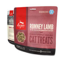 Orijen Freeze-Dried Cat Treat Romney Lamb 35g