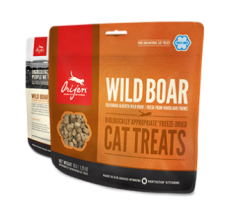 Orijen Freeze-Dried Cat Treat Wild Boar 35g