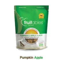 Fruitables Crunchy Pumpkin &  Apple Flavor 7oz