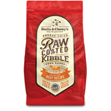 Stella & Chewy's Raw Coated Beef 3.5lb