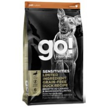 Go Sensitivities LID Grain Free Duck for Dogs 22lb