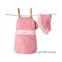 LouisDog Coat - Pink