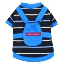 Backpack T-shirts/Blue