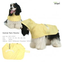 Central Park Poncho / Yellow