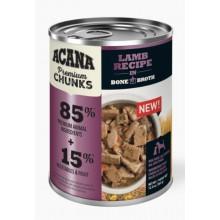 ACANA® Premium Chunks, Lamb Recipe in Bone Broth WET DOG FOOD 12.8oz