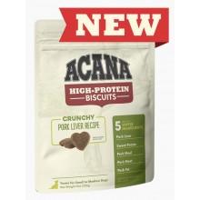 Acana High-Protein Biscuits, Crunchy Pork Liver Recipe Large 255g