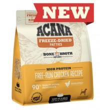 Acana Freeze-Dried Patties Free-Run Chicken Recipe 397g/14oz