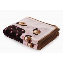 SMART PET LOVE Snuggle Blanket, Pink