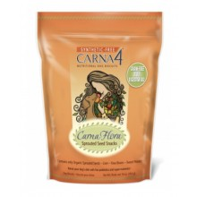 Carna4 Carna Flora Sprouted Seed Snacks 16oz