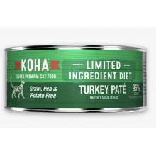Koha Limited Ingredient Diet Turkey Pâté for Cats 3oz
